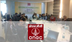 ONGC - Business Games 2013